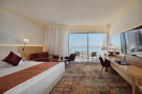 """החדרים החדשים במלון לוט. יח""""צ"""