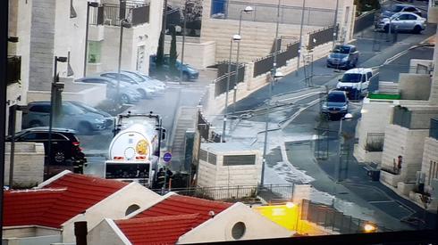 צילום: כיבוי והצלה מחוז ירושלים