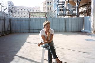 """קרני. """"בזכות האסירות למדתי לתת אמון""""   צילום: אקים דולינסקי"""