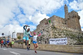 מרתון ירושלים 2019. צילום: יואב דודקביץ'