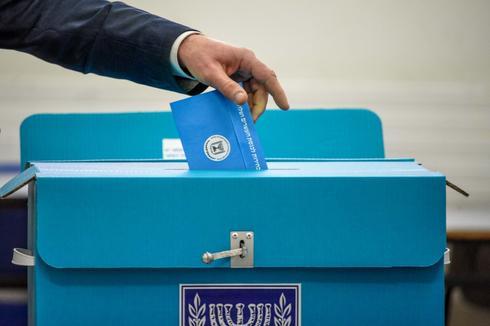קלפי. בחירות 2020. צילום: יואב דודקביץ'