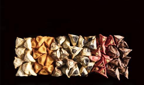 מונייר - אוזני המן מתוקות. צילום: דניאל לילה