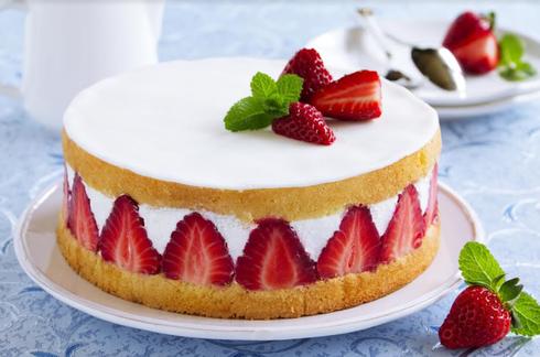 עוגת וניל. צילום: shutterstock