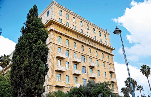 מלון קינג דיוויד. צילום: יואב דודקביץ'