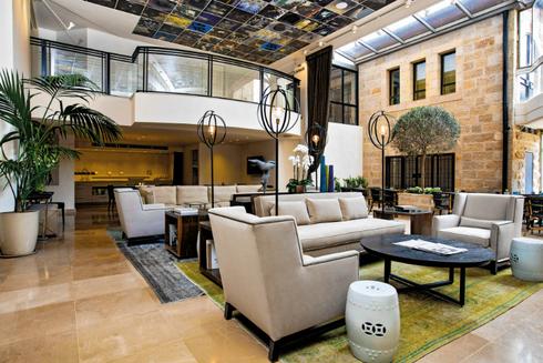 """מלון הרמיוני. צילום: יח""""צ מלונות 'אטלס'"""