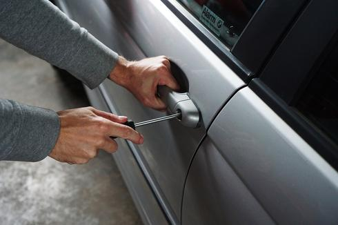 גנב מכוניות | צילום אילוסטרציה: pixabay