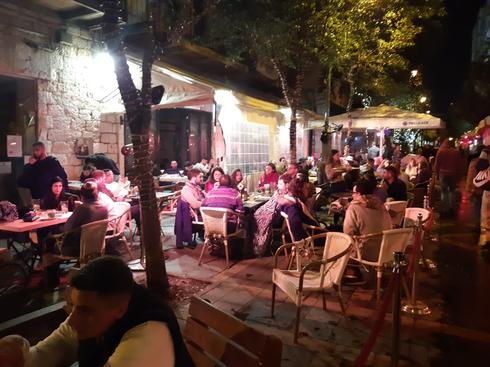 פאבים בירושלים. צילום: אדווה חולי